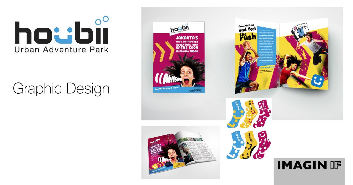 Graphic Design Houbii
