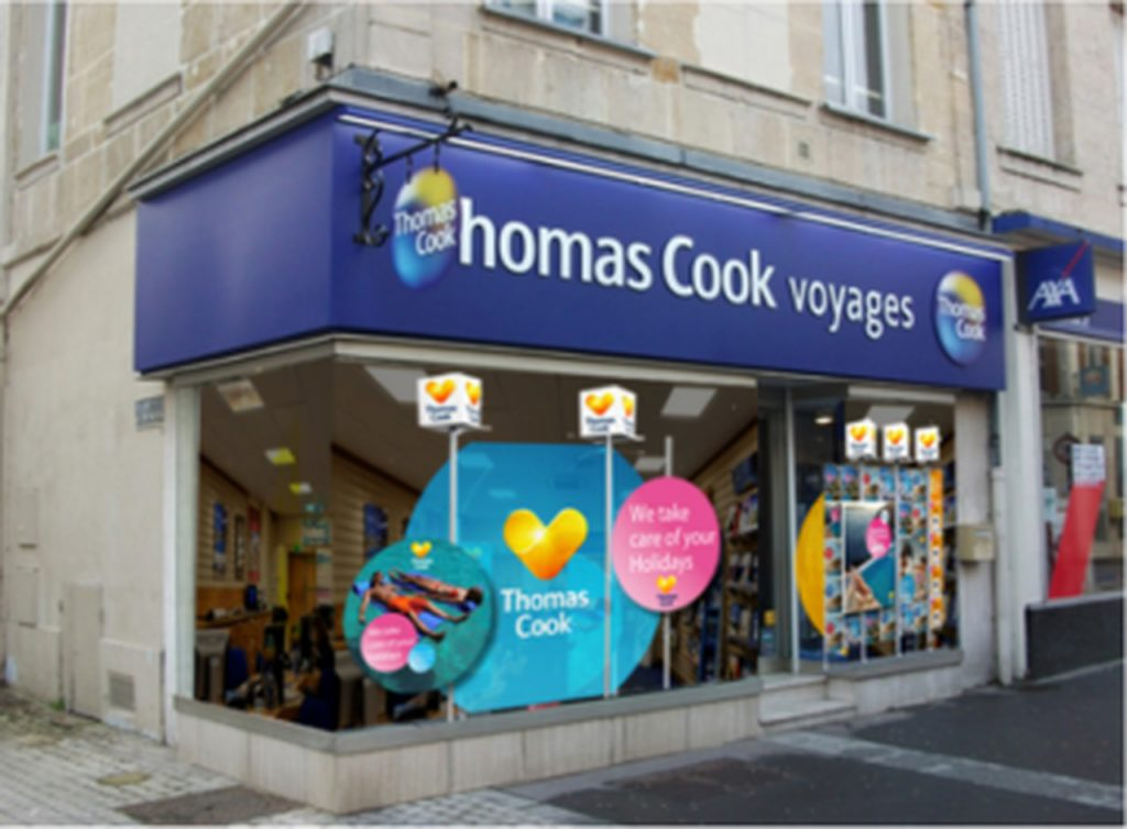 THOMAS COOK page