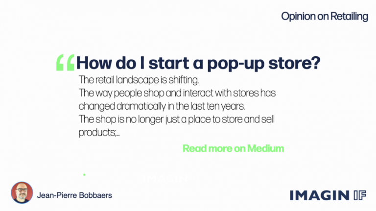 How do i start a pop-up store